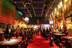 Sky City Hamilton casino interier.