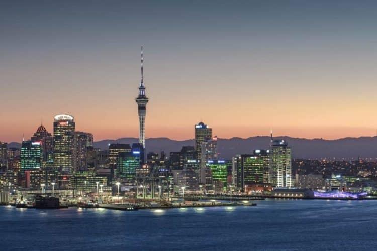 Sky Tower Auckland: el casino más lujoso de Nueva Zelanda