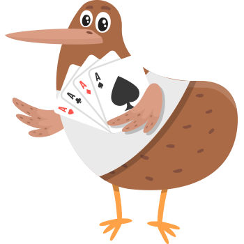 Kiwi playing games at ComeOn online casino