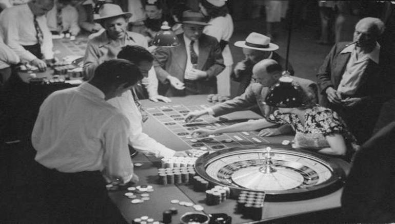 history of the roulette.