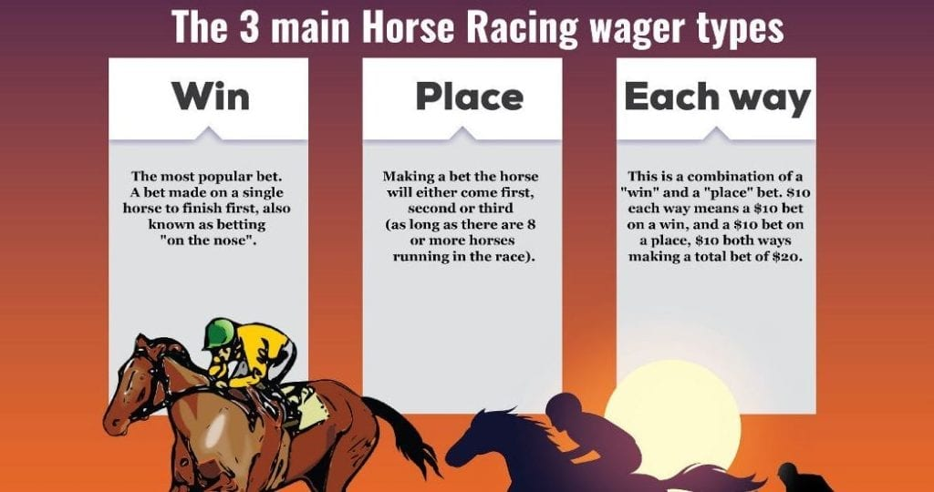 image of the horse racing betting tips