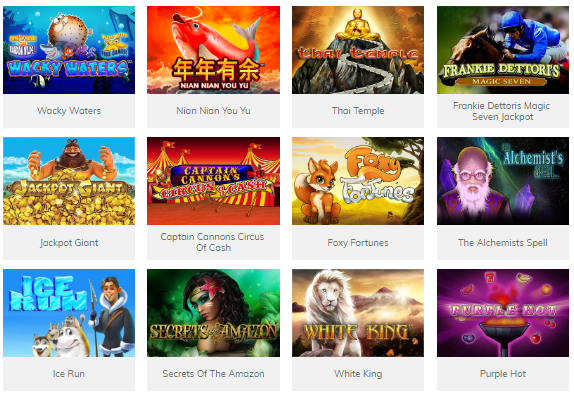 +2000 added casino games that you can play for free without an account!