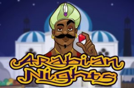 Cover im age for Arabian Nights slot jackpot game
