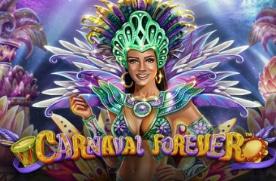 Logo slot Carnaval Forever