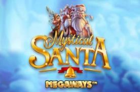 cover image for Mystical Santa Megaways slot game