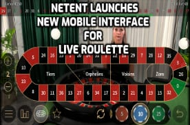 NetEnt New mobile interface cover image