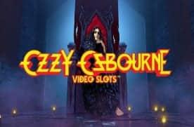 Logo of the Ozzy Osbourne slot game