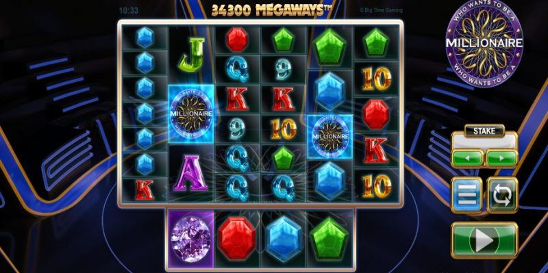 Who wants to be a millionaire gameplay screenshot