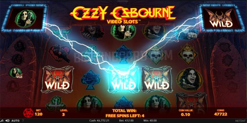 Ozzy Osbourne screenshot