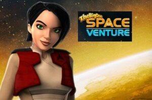 Space Venture jackpot pokie