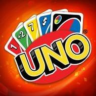 Uno game logo.