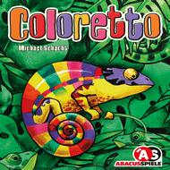 Coloretto game