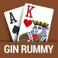 Gin Rummy logo.