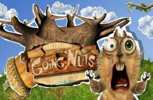 Going Nuts jackpot slots logo