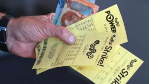 Powerball lotto NZ