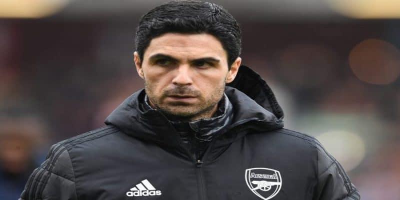 Arsenal boss Arteta