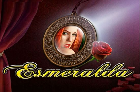 cover image of Esmeralda jackpot pokies