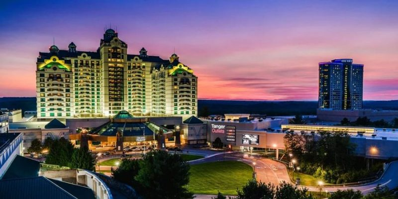 Fooxwoods resort casino