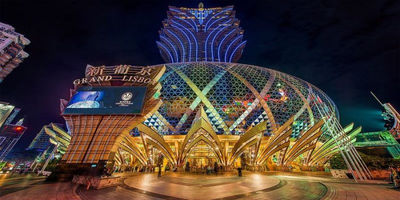 Grand Lisboa Casino in China