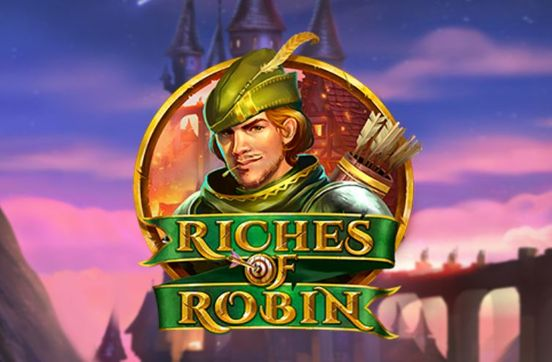 Riches of Robin cover image for review