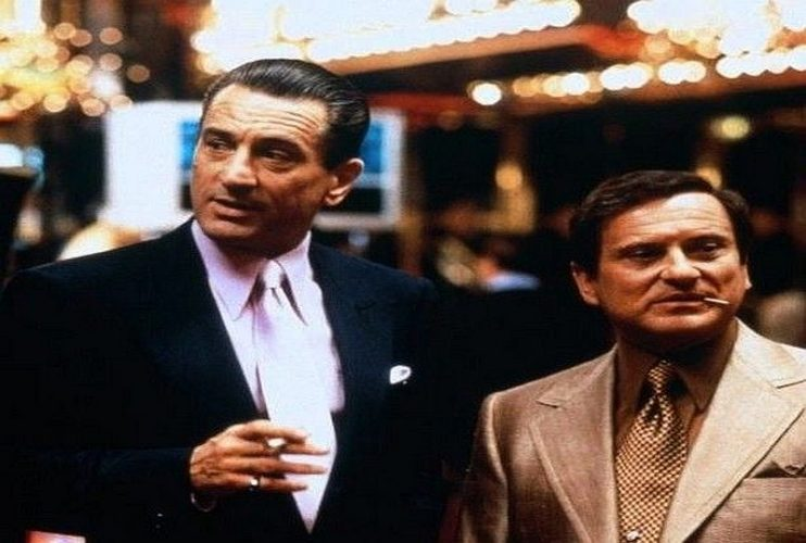 main characters in the Casino movie
