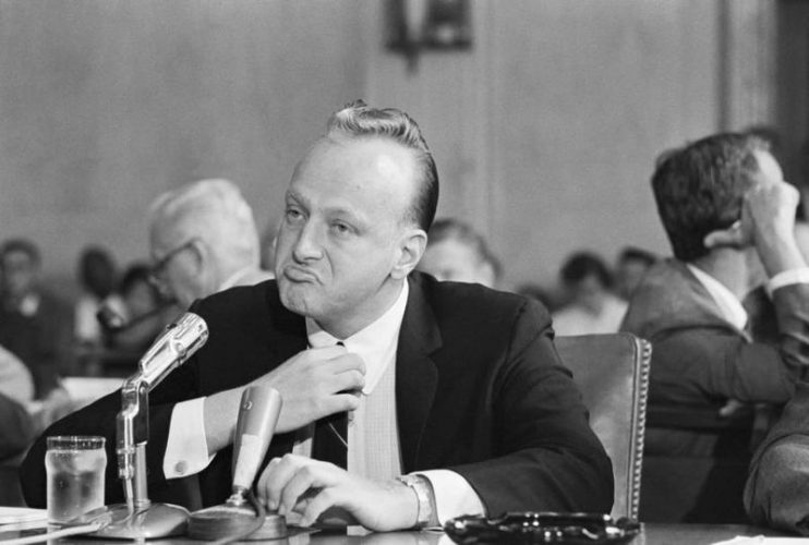 Frank Rosenthal the mobster