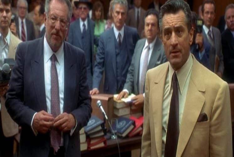 oscar goodman as Ace's lawyer in movie Casino