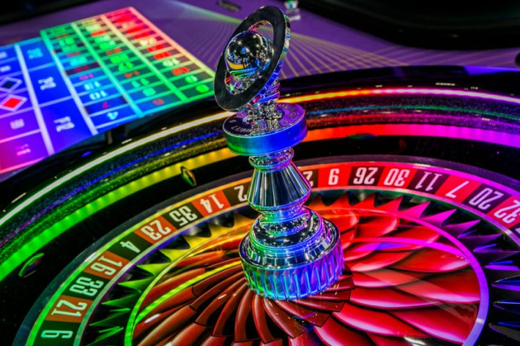 roulette wheel image