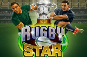 Rugby Star slot pokie cover image