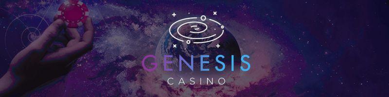 genesis casino poster