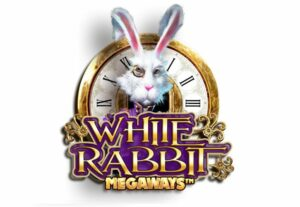 White Rabbit Megaways logo