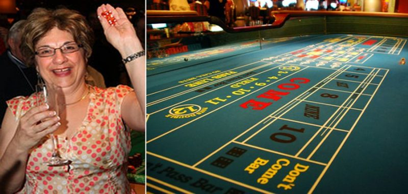Patricia Demauro had the longest lucky streak in the casino