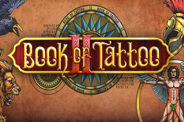 Book of tattoo 2 cover image.