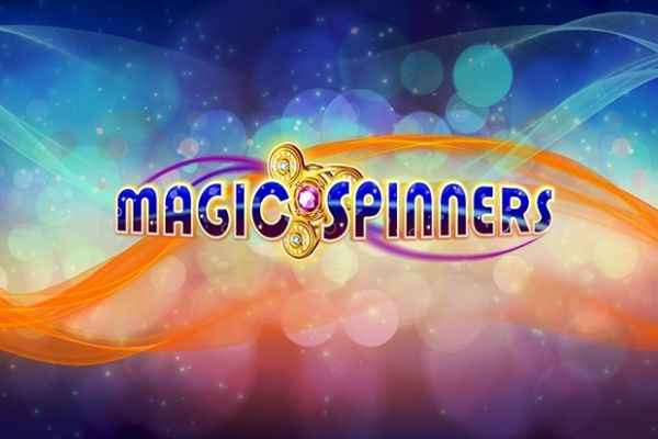 Magic Spinners slot cover image.