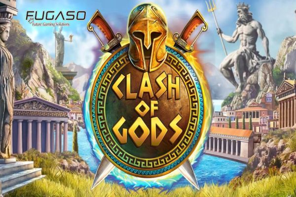 Clash of Gods cover image