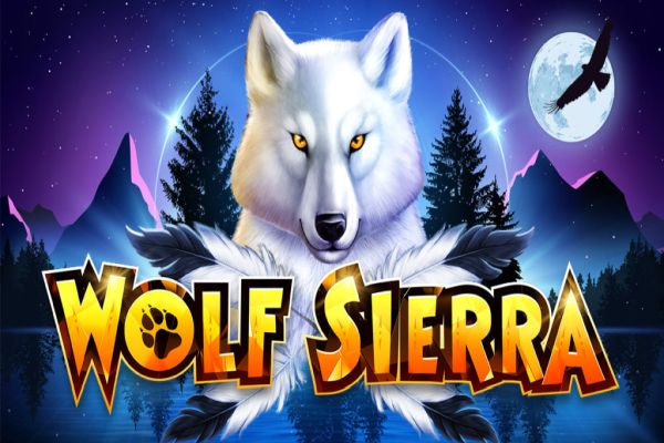 Logo of the slot Wolf Sierra