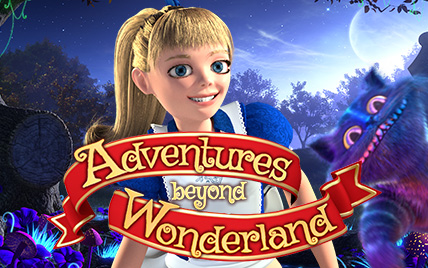 Adventures beyond wonderland slot