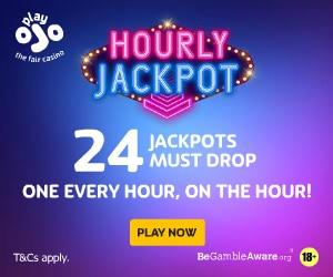 Hourly Jackpot at Playojo Casino