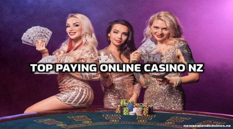 Fron image of the article about best payout online casino nz sites.