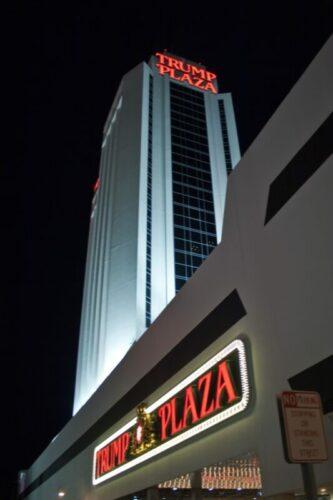 Kasino Trump Plaza sebelumnya