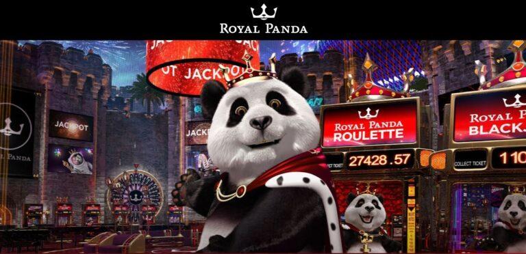 ¡El casino Royal Panda ofrece a los jugadores un montón de recompensas durante marzo!