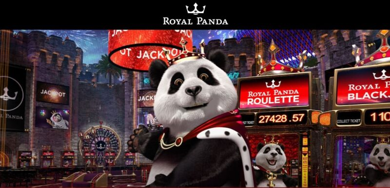 Royal Panda cover image