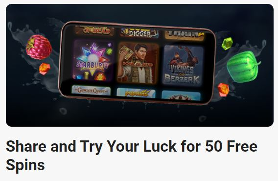 leovegas 50 free spins campaign