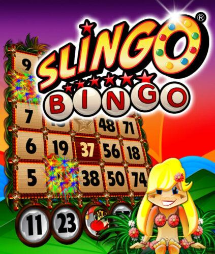 gambar fitur untuk game slingo Bingo