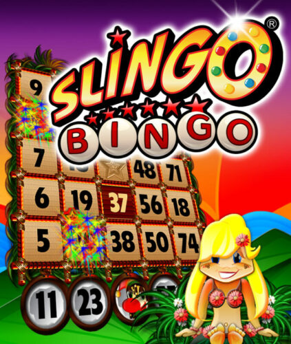 featured image for slingo Bingo game