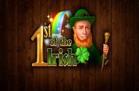 1st of the Irish logo