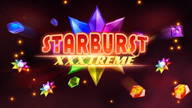 NetEnt meluncurkan Starburst XXXtreme baru pada 15 Juli