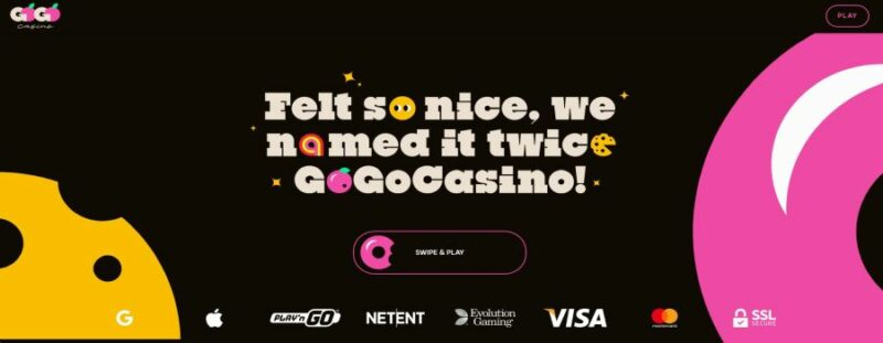 Welcome to the Gogo casino