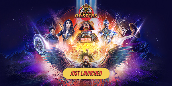 Casinomasters casino just launched
