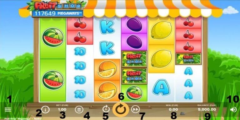 Fruit Shop MegaWays ™: el juego de la temporada para todos los jugadores